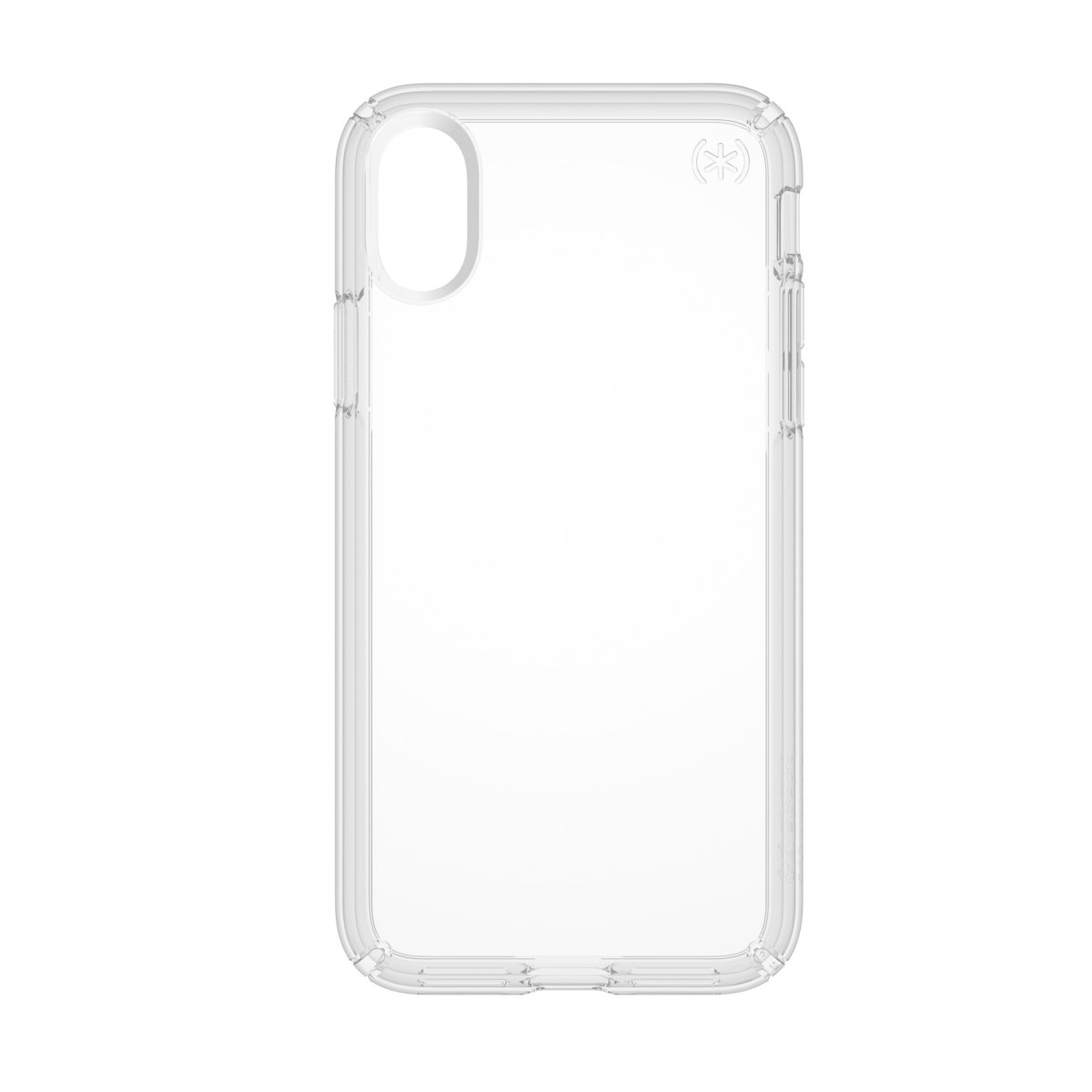 Carcasa iPhone X Presidio Clear